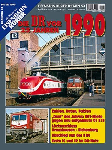 9783844618808: Die DR vor 25 Jahren - 1990