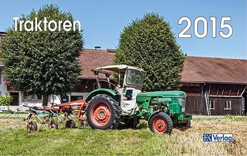 9783844657524: Traktoren 2015