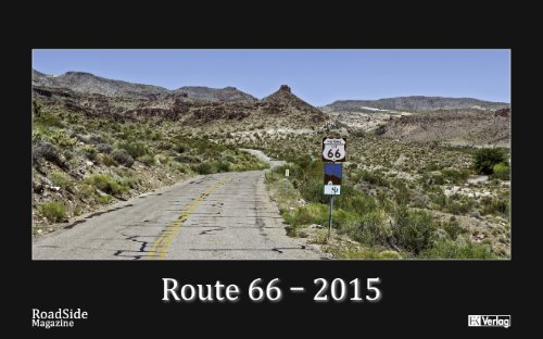 9783844657531: Route 66 2015
