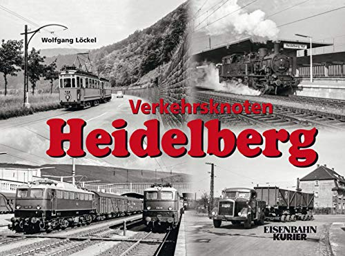 9783844662146: Verkehrsknoten Heidelberg