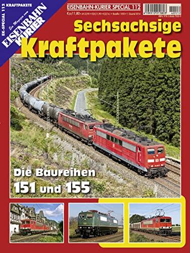 9783844670059: EK-Special 112. Sechsachsige Kraftpakete: Die Baureihen 151 und 155