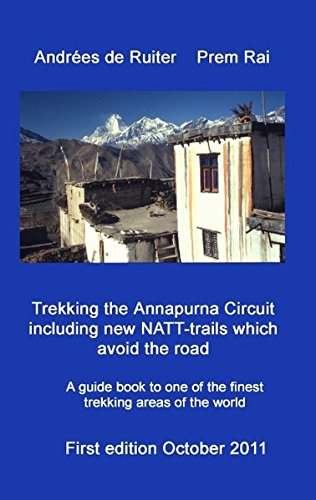 9783844800364: Trekking the Annapurna Circuit including new NATT-trails which avoid the road