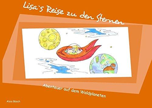 9783844801606: Lisa's Reise zu den Sternen