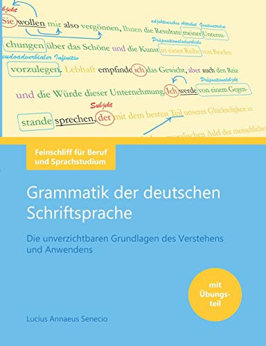 9783844803228: Deutsche Grammatik (German Edition)