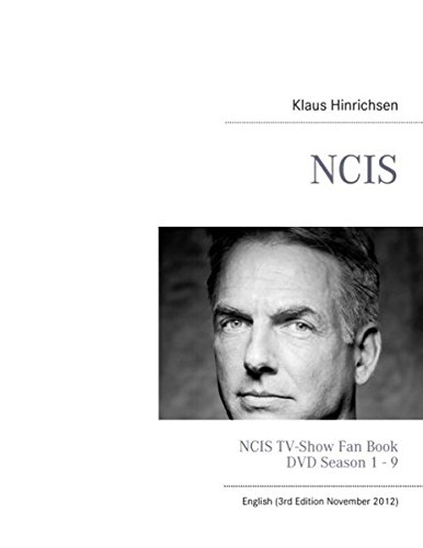 9783844804300: NCIS; TV-Show Fan Book, Season 1-9