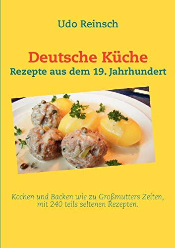 9783844804867: Deutsche Küche (German Edition)