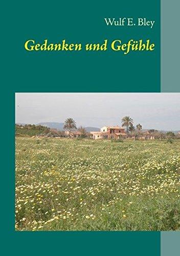 9783844812787: Gedanken und Gefühle (German Edition)