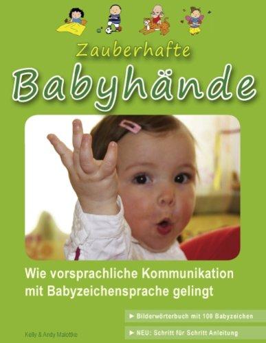 9783844815375: Zauberhafte Babyhände (German Edition)