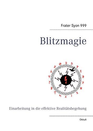 9783844817768: Blitzmagie