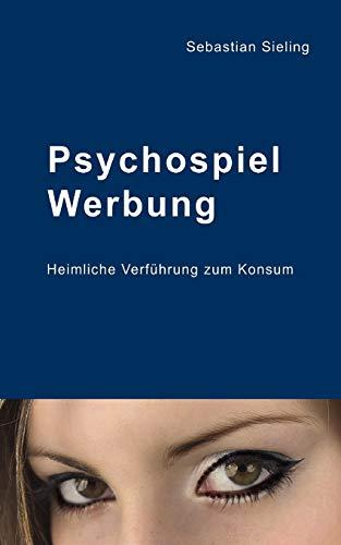 9783844819519: Psychospiel Werbung