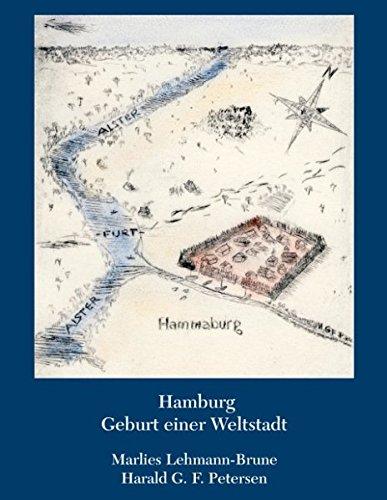 9783844824421: Hamburg - Geburt einer Weltstadt