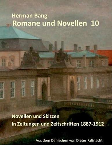 9783844828849: Novellen und Skizzen in Zeitungen und Zeitschriften 1887 - 1912