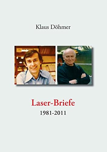 9783844845976: Laser-Briefe: 1981-2011