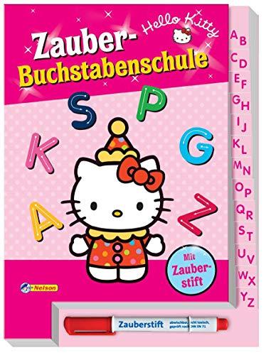 9783845100173: Hello Kitty: Zauber-Buchstabenschule: Mit Zauberstift