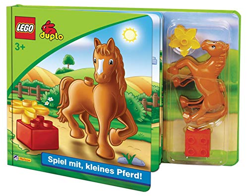 9783845100296: Lego Duplo - Spiel mit, kleines Pferd!