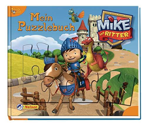 9783845101514: Mike der Ritter, Mein Puzzlebuch