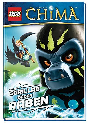 9783845101958: LEGO® Legends of Chima: Gorillas gegen Raben