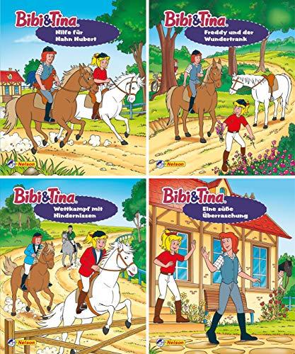 9783845102344: Mini-Bücher 24er Display: Bibi und Tina 21-24