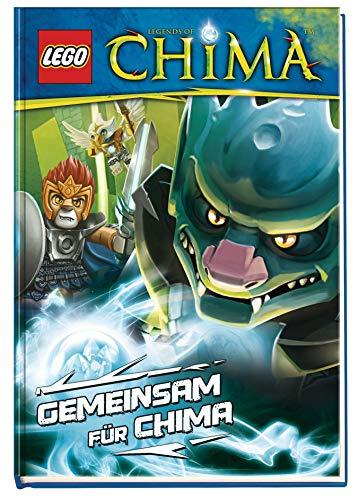 9783845102535: LEGO Legends of Chima 05. Gemeinsam für Chima