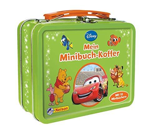 9783845103174: Disney: Mein Minibuch-Koffer: Mit 10 tollen Disney-Minib�chern