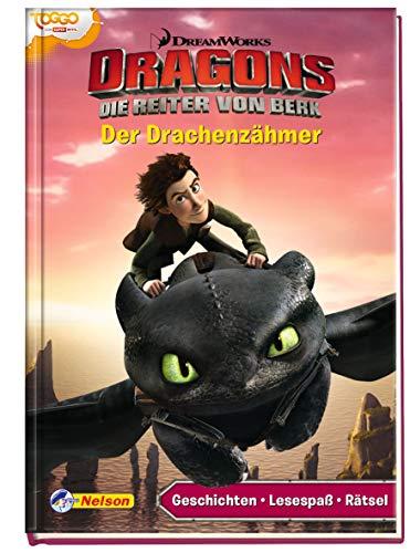 9783845103358: Dreamworks Dragons: Der Drachenzähmer