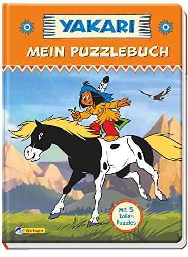 Yakari: Mein Puzzlebuch: Mit 5 tollen Puzzles