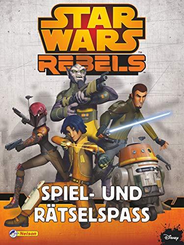 Star Wars Rebels - Spiel- und Rätselspaß