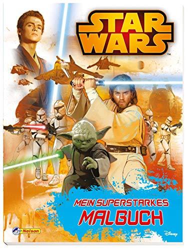 Star Wars - Mein superstarkes Malbuch