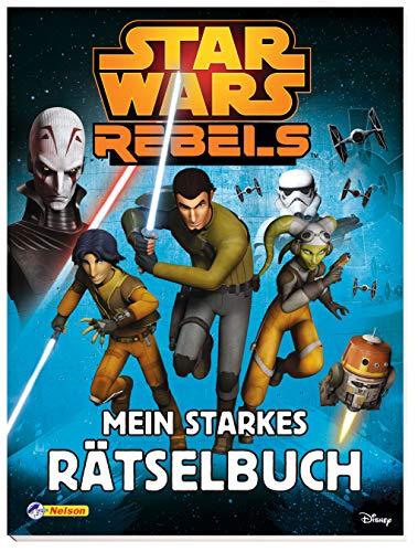 9783845104133: Star Wars Rebels: Mein starkes Rätselbuch