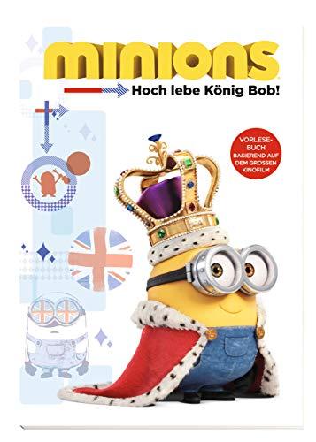 9783845104393: Minions: Hoch lebe König Bob!: Vorlesebuch! Basierend auf dem großen Kinofilm