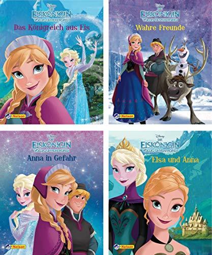 9783845104782: Nelson Mini-Bücher: 4er Disney Die Eiskönigin 1-4: Völlig unverfroren