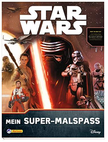 9783845104935: Star Wars - Das Erwachen der Macht: Mein Super-Malspaß