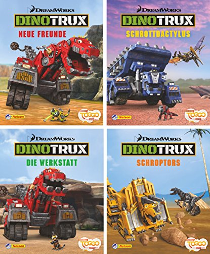 9783845105161: Dreamworks Dinotrux. Nr.1-4
