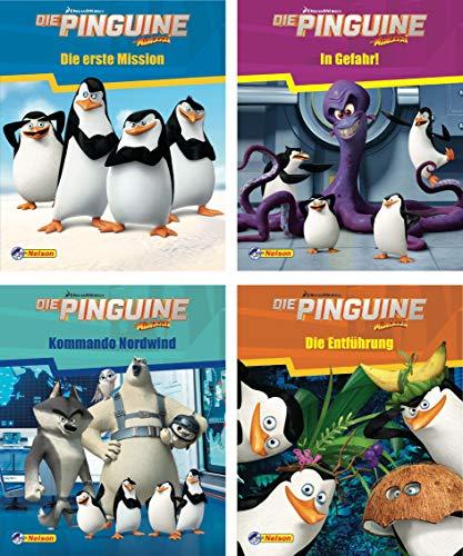 9783845105383: Dreamworks Die Pinguine aus Madagascar. Nr.1-4