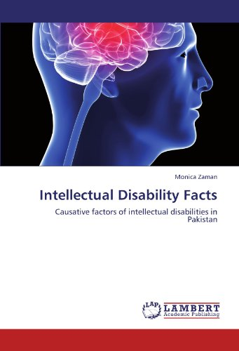 9783845404219: Intellectual Disability Facts: Causative factors of intellectual disabilities in Pakistan