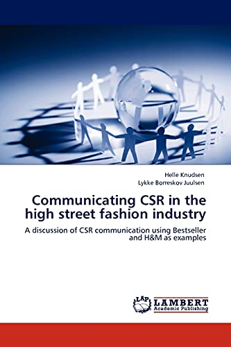 Communicating Csr in the High Street Fashion Industry: Helle Knudsen