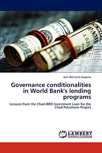 Governance Conditionalities in World Banks Lending Programs: Jean Bertrand Azapmo