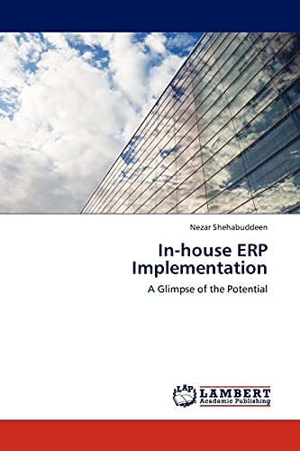 9783845421445: In-house ERP Implementation: A Glimpse of the Potential