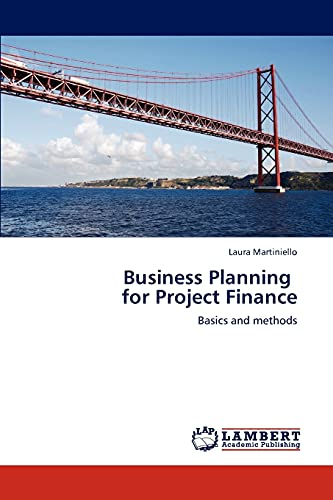 Business Planning for Project Finance: Laura Martiniello