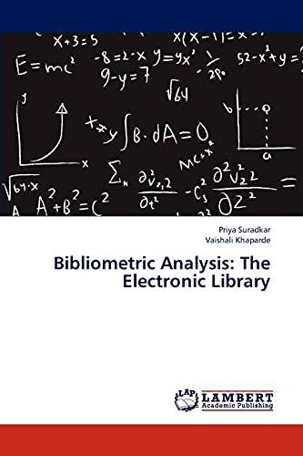 Bibliometric Analysis: The Electronic Library: Suradkar, Priya, Khaparde,