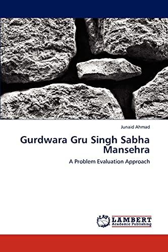 Gurdwara Gru Singh Sabha Mansehra: Junaid Ahmad