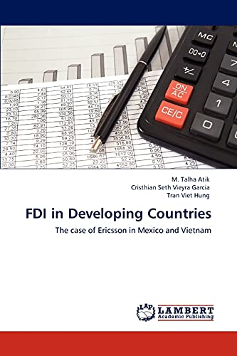 FDI in Developing Countries: M. Talha Atik