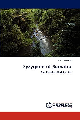 Syzygium of Sumatra: Pudji Widodo