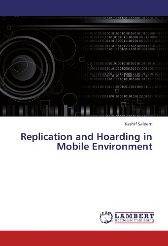 9783845440835: Replication and Hoarding in Mobile Environment