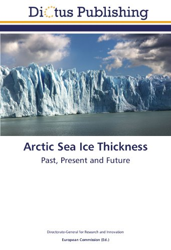 9783845457123: Arctic Sea Ice Thickness: Past, Present and Future