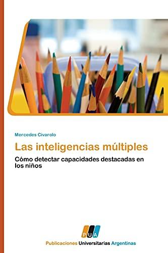 9783845460246: Las Inteligencias Multiples