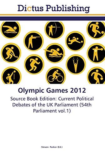 Olympic Games 2012: Steven Parker