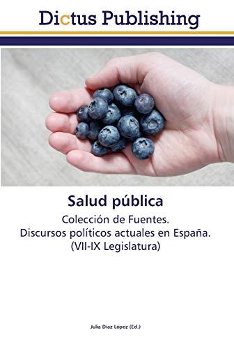 Salud publica: Diaz Lopez, Julia