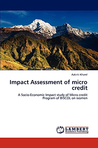 Impact Assessment of Micro Credit: Aakriti Kharel