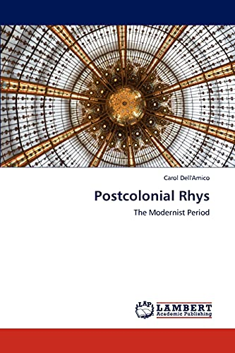 9783845475264: Postcolonial Rhys: The Modernist Period